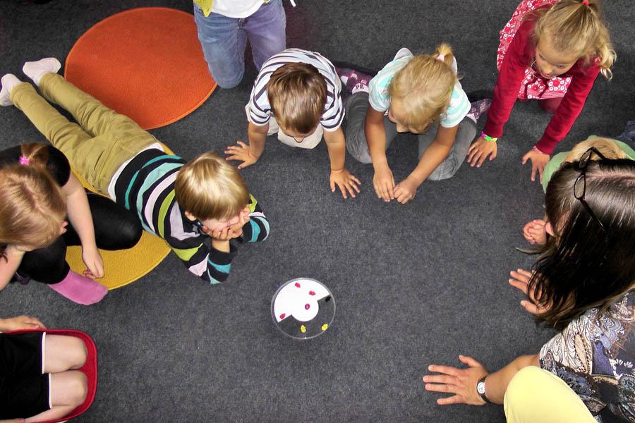 """Ev. Kindergarten """"Spatzennest"""""""