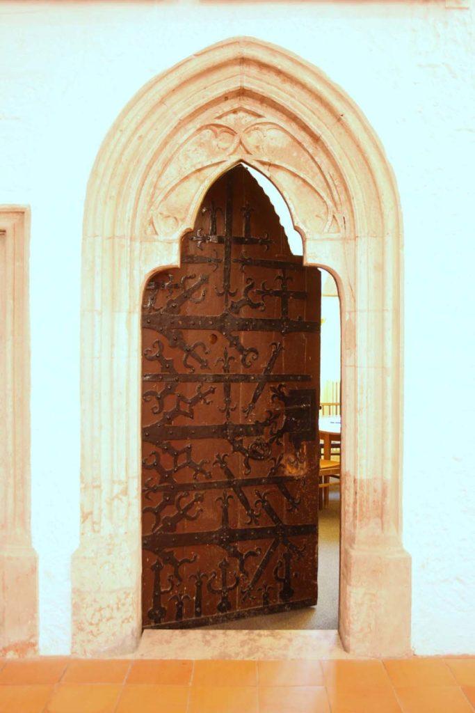 Jakobikirche Sakristeitür