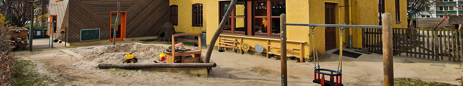 """Evangelischer Kindergarten """"Spatzennest"""""""
